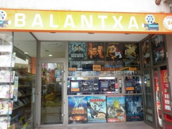 Balantxa DVD 24 ordu