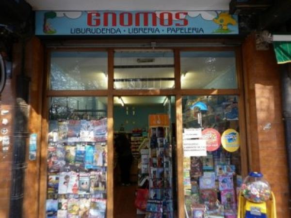 Librería Gnomos