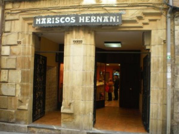 Mariscos Hernani