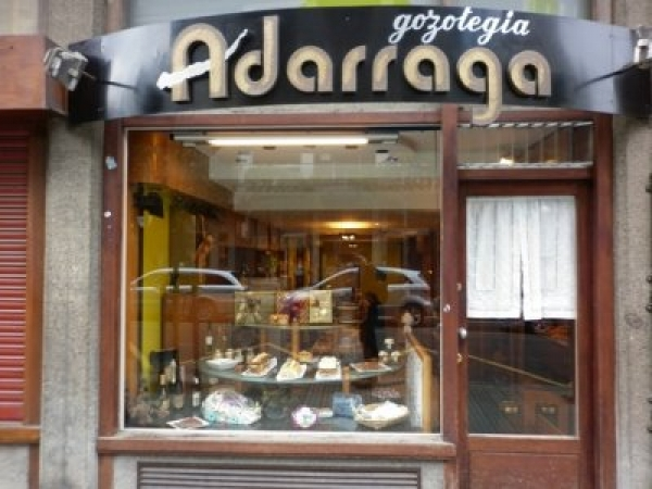 Adarraga Gozotegia